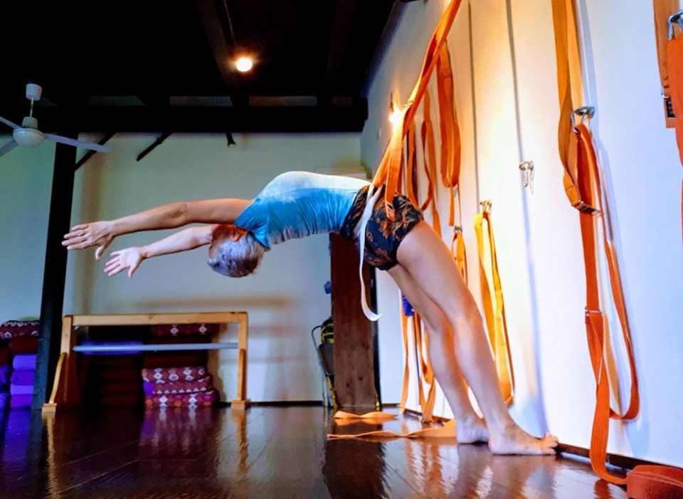 31 AUGUST -7 SEPTEMBER 2019 – Rachel Orange – Iyengar Yoga