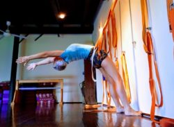 31 AUGUST -7 SEPTEMBER 2019 - Rachel Orange - Iyengar Yoga