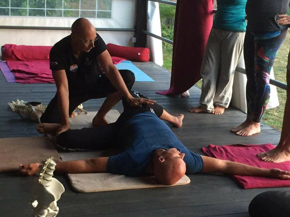 19-26 MAY – BIVAG –  Yin Yoga master course