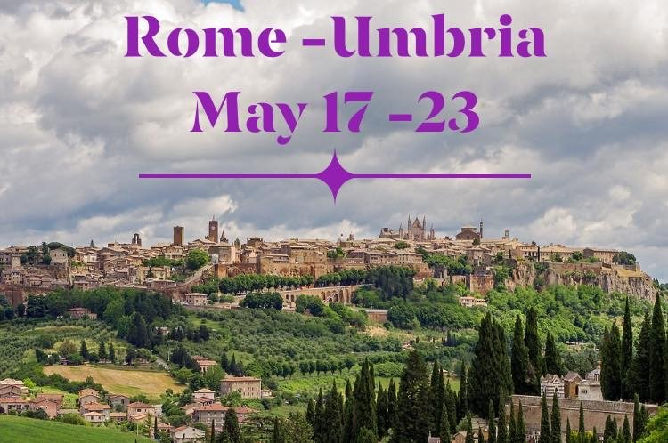 17 – 23 MAY 2020 – LA BELLA PRIMAVERA Pilates, yoga, strength and mobility work with Linda Farrell and Mark Wood